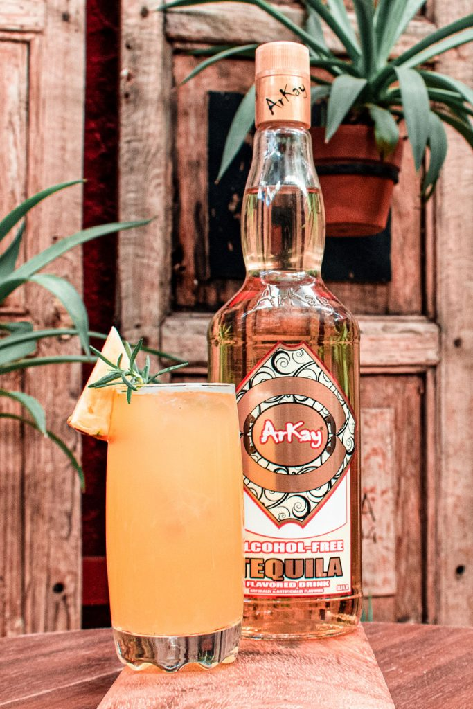 tequila colada arkay